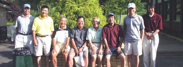 春の同志社親睦ゴルフ大会