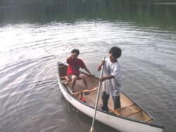 サマーキャンプ  Little Pond