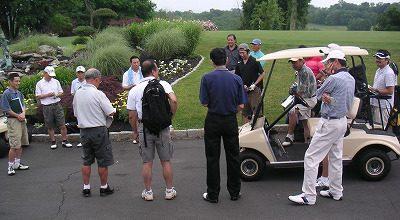 夏季ゴルフ大会  rotella golfcourse
