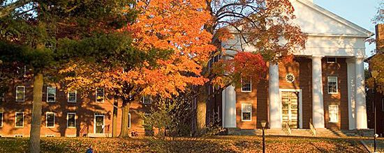 アーモスト大学と紅葉ツアー 開催案内