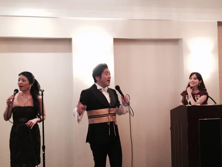 小栗成男氏著書『オグリズム』出版記念講演会『私と同志社、そして挑戦!』写真7