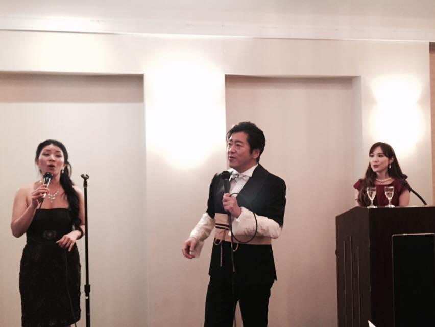 小栗成男氏著書『オグリズム』出版記念講演会『私と同志社、そして挑戦!』写真6