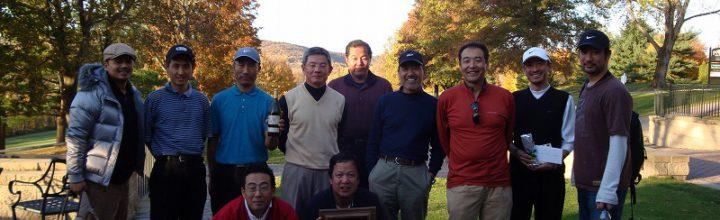 秋季ゴルフ大会
